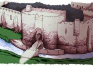 Sheffield Castle illustration