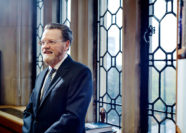 President and Vice-Chancellor Professor Sir Keith Burnett FRS